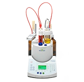 Titrator for water determination according to K.Fisher DL-31