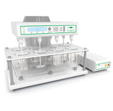Tester for determination of solubility of tablets OlpharmPro OL-1 8S